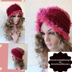 Crochet Hats, Colour, Accessories, Fashion, Knitting Hats, Color, Moda, Fashion Styles, Fashion Illustrations