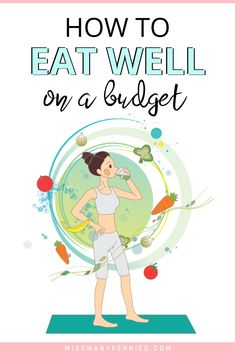 How to eat well for less when you're eating on a budget. Money saving tips for food to save money on groceries and eat well on a budget. Best Advice Quotes, Good Advice, Best Money Saving Tips, Saving Money, Live Well For Less, Living On A Budget, Save Money On Groceries, Get Out Of Debt, Frugal Meals
