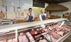 Wyatts #Garden Centre - Henry's Butcher, supplying second to none locally sourced meat.
