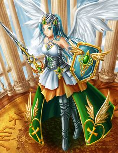 Angel: Power by Eranthe on DeviantArt