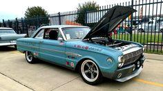 Ford Falcon   1963 Falcon Race Car