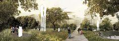 LATERAL, finalista en concurso Nuevo Parque Museo Humano San Borja / Santiago