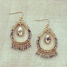 Across the Shooting Stars Earrings