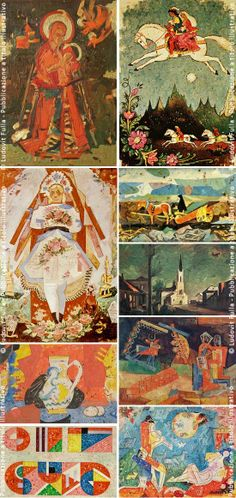 Artisti slovacchi: Ľudovít Fulla (1902 – 1980)   BUONGIORNO SLOVACCHIA European Countries, Central Europe, Bratislava, Czech Republic, Homeland, Prague, Surrealism, Roots, Illustrator