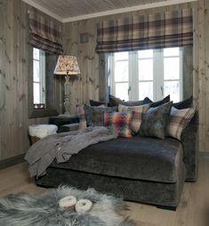 Villa Design, House Design, Cozy Cabin, Cozy House, Living Area, Living Room, Interior Architecture, Interior Design, Dreams Beds