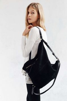 Kimchi Blue Convertible Backpack Hobo Bag - Urban Outfitters