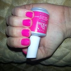 Amazon.com: Customer Reviews: IBD Just Gel PARISOL Soak Off Hot Pink Nail Polish UV Manicure .5 oz Salon LED