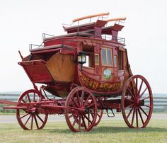 19th century stagecoach rolls into Hershey for RM sale