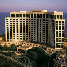 Beau Rivage Casino Resort, Biloxi, MS