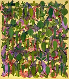 Philip Taaffe, 'Garden of Extinct Leaves,' 2006, Gagosian Gallery