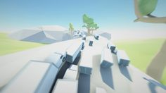Clustertruck is such a weird game and that makes me happy: Someone made a video game about leaping across a stampede of trucks, and they…