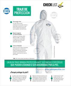 Traje de Protección   Safety work