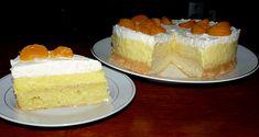 12_bruselsky-dort-recept Vanilla Cake, Cake Recipes, Cheesecake, Retro, Cakes, Recipes For Cakes, Cheese Cakes, Food Cakes, Pastries