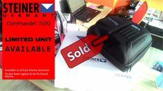 #Steiner Commander 7x50 #Binoculars World No 1 Marine Binoculars - Limited Unit Available  Only at #EastMarine