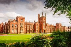 Queen's University, Belfast Located near Europa Hotel