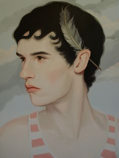 Kris Knight #art #paintings