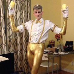 Disney Cosplay Pin for Later: Think Outside the Princess Box With These Creative Disney Costumes Lumière From Beauty and the Beast Diy 90s Halloween Costume, Theme Halloween, Diy Costumes, Costume Ideas, Woman Costumes, Couple Costumes, Couple Halloween, Teen Costumes, Pirate Costumes