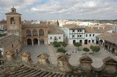 Villanueva de la Jara en #Cuenca,