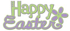 Free SVG File (Sure Cuts A Lot) 03.22.10 – Happy Easter Caption