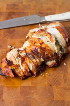 Sage Roasted Turkey Breast is way easier than cooking the whole bird and still just as juicy and delicious ohsweetbasil.com