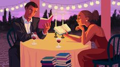 Summer of Love - NPR listeners vote on 100 great romances, and there are some great ones on the list!