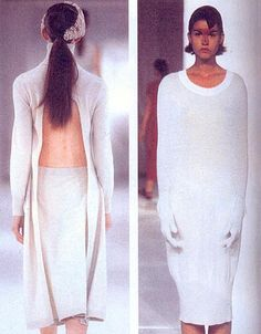 Hussein Chalayan, Echoform, autumn / winter 1999-00