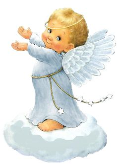Little Blonde Boy Angel ¦ Ruth Morehead Graphics Vintage Christmas Cards, Christmas Images, Christmas Angels, Vintage Cards, Vintage Clip Art, Christmas Baby, Angel Images, Angel Pictures, Cute Pictures