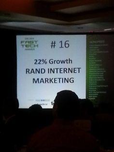 #16 Fastest Growing Tech Companies in South Florida #RandInternetMarketing