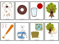 If You Give A Dog A Donut Speech & Language Companion Pack - thedabblingspeechie Laura Numeroff, Reading Stations, School Items, School Stuff, Letter Of The Week, Kids Class, Author Studies, Speech And Language, Language Arts