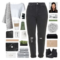 //fumes// by lion-smile on Polyvore featuring polyvore fashion style Chicnova Fashion Topshop Steve Madden Xenab Lone Botkier Casetify Aveda Windle & Moodie Christy M&Co Home Source International Lux-Art Silks WALL Alasdair clothing