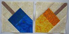 Dreidel squares