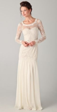 Other Temperly London Long Belle Dress TEMPL40070 $1900