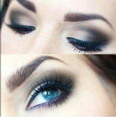Eye Makeup by Linda Hallberg