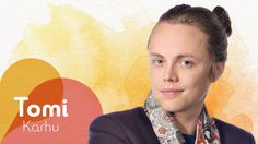 Uusi Päivä -sarjan näyttelijä Antti Väre