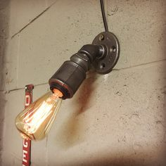 Design your own pipe lighting Vintage by StesUpcycleWorkshop