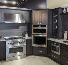 Photo courtesy of KSI Designer, Brianna Hogberg and Bill & Rod's Appliance, Inc. Kitchen Cabinets, Kitchen Appliances, Kitchen And Bath, Kitchens, Bathroom, Design, Home Decor, Diy Kitchen Appliances, Washroom