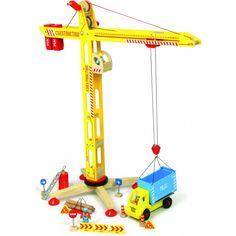 Grande grue - Vilac, les jouets en bois