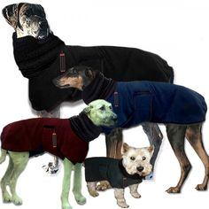 Polar Winter Dog Coats