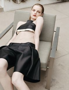 Guinevere Van Seenus In 'Delta of Venus' By Thomas Lohr For 10 Magazine Spring/Summer2015 - 3 Sensual Fashion Editorials | Art Exhibits - Women's Fashion & Lifestyle News From Anne of Carversville