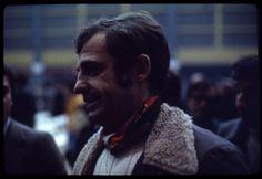 Portrait of a man in profile, 1972