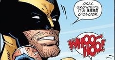 20 Wolverine Panels To Remid You He's The Best at What He Does