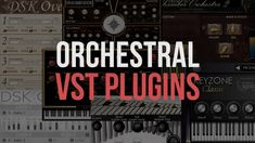 best free orchestra vsts