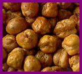 Aimee's Adventures - Recipes - Miscellaneous - Roasted Chick Peas