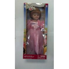 The Wizard of Oz: Glinda the Good Witch 18 Inch Doll (Toy)