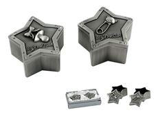 Star shaped #tooth & #curl #box - #gift for the #newborn #baby - $24.90