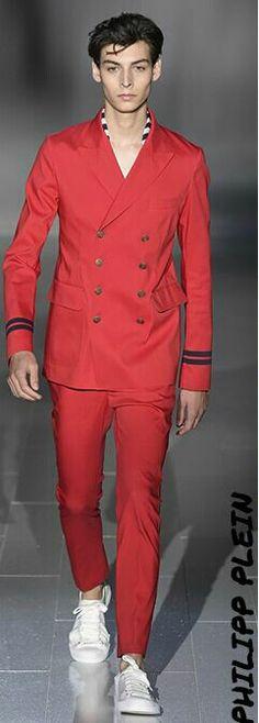 #Men's wear  Phillipp Plein  Spring Summer 2014 #Moda Hombre