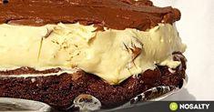 Tegyél jót magaddal a hétvégén, és készíts egy finom tortát fél órán belül magadnak vagy a családnak! A legtöbbet sütni sem kell! Hungarian Desserts, Hungarian Cake, Hungarian Recipes, Cast Iron Cooking, Pavlova, Sweet Desserts, Tiramisu, Cheesecake, Food And Drink