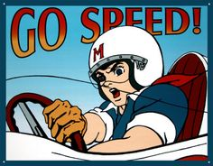 Go Speed Go!