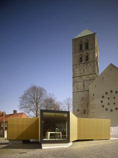 Golden Workshop / Modulorbeat Ambitious Urbanists