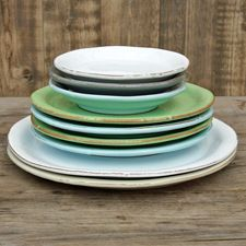 CASAgent Campana Frankfurt, Sweet Home, Plates, Dining, Tableware, Kitchen, Italy, Wish List, Rustic